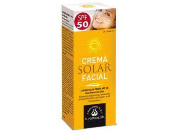 Crema Solar Facial SPF50