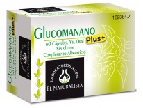 Glucomanano Plus +