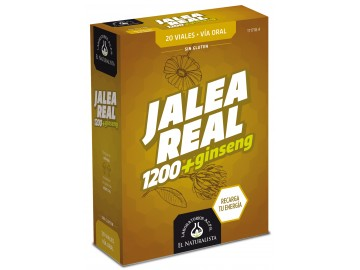 Royal jelly with Ginseng