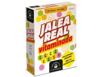 Jalea Real Vitaminada