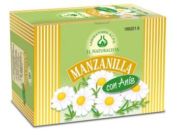 Manzanilla con anís