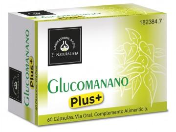 Glucomanano Plus +