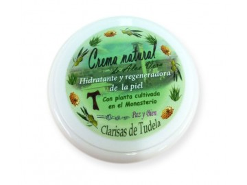 Crema Natural de Aloe vera