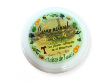 Crema Natural de Aloe Vera y Caléndula
