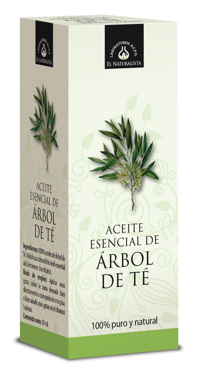 El Naturalista Aceite Esencial De árbol De Té