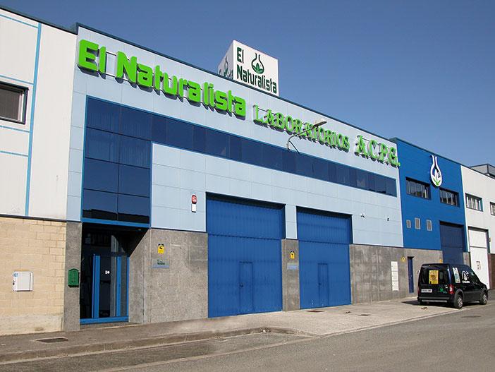 Laboratorio el naturalista productos naturales para - Imagenes de fachadas de empresas ...